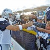 Cowboys Practice in Oxnard
